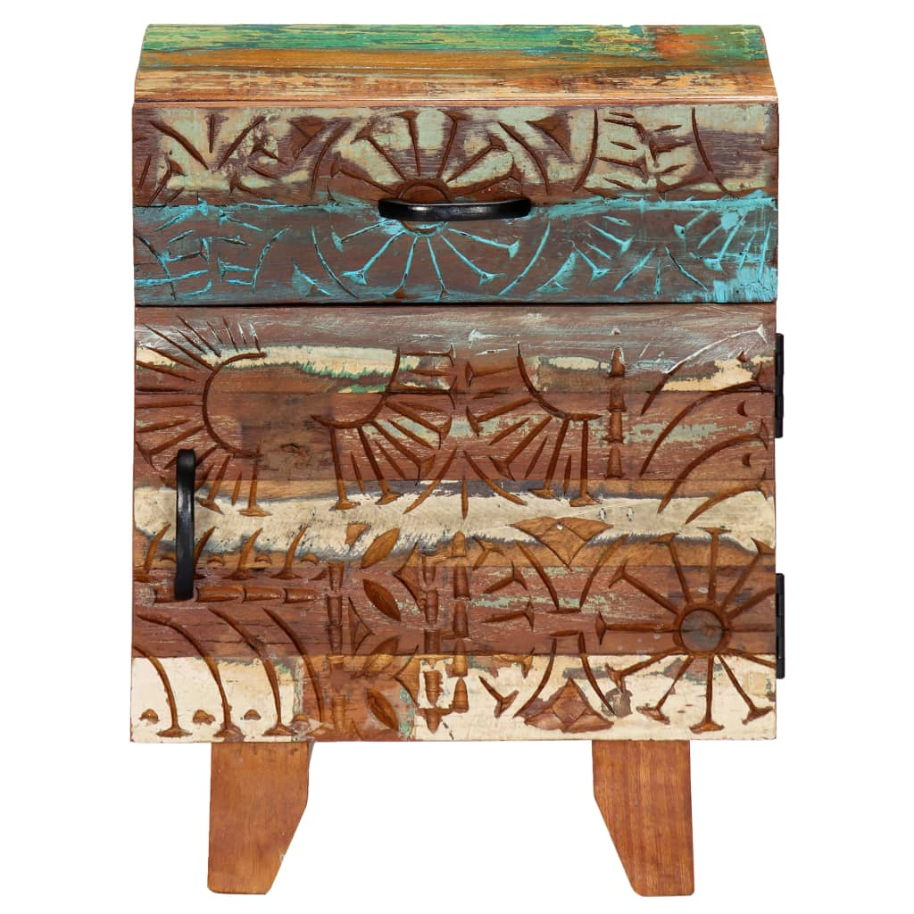 Reclaimed Wood | Bedside Table | 247911