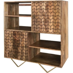 Jaipur Nive Mango Cabinet | Furniture Supplies UK