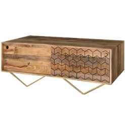 Jaipur Nive Mango Coffee Table | Furniture Supplies UK