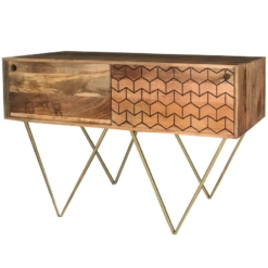 Jaipur Nive Mango Console Table | Furniture Supplies UK