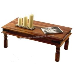 Jali Large Coffee Table | Furniture Supplies UK