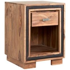 Jodhpur Sheesham Lamp Table | Furniture Supplies UK
