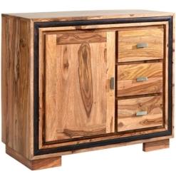Jodhpur Sheesham Medium Sideboard | Furniture Supplies UK
