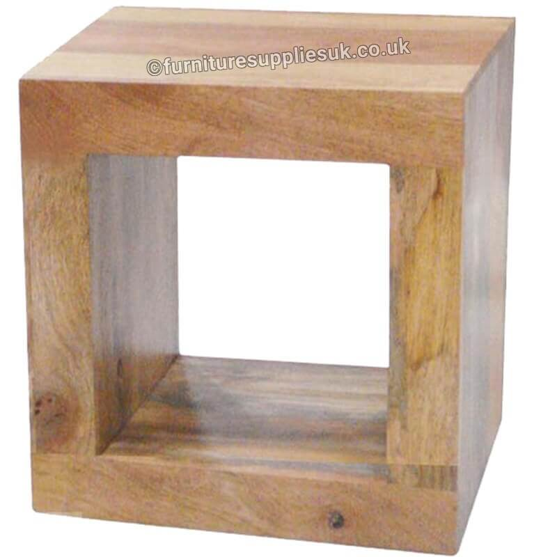 Lamp Table | Dimensions 35D X 44W X 44H
