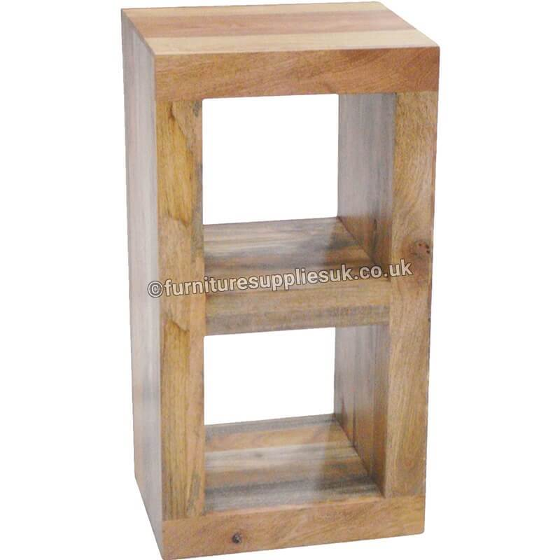 Lamp Table | Dimensions 35D X 44W X 81H