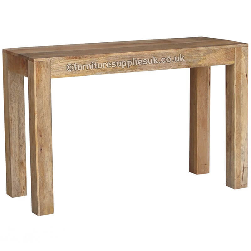 Console Table | Dimensions 45D X 118W X 75H