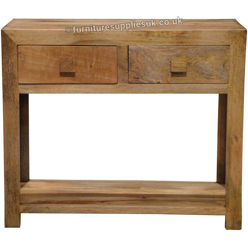 Console Table | Dimensions 30D X 90W X 75H