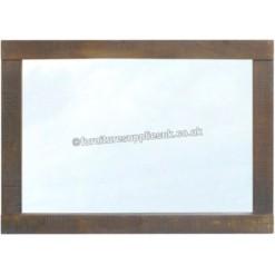 Mango Rustic Farm Large Wall Mirror | Furniture Supplies UK