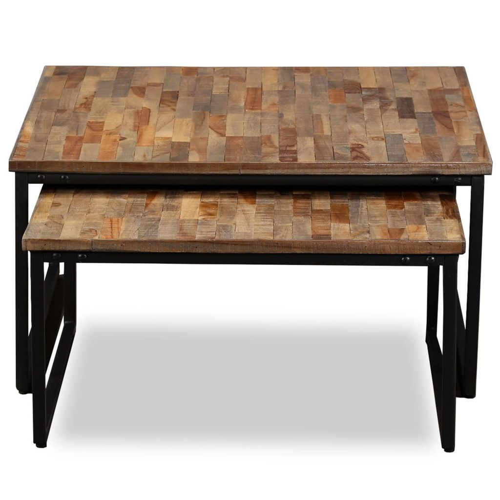 Reclaimed Wood | Coffee Table|Nest Of Tables | 245406