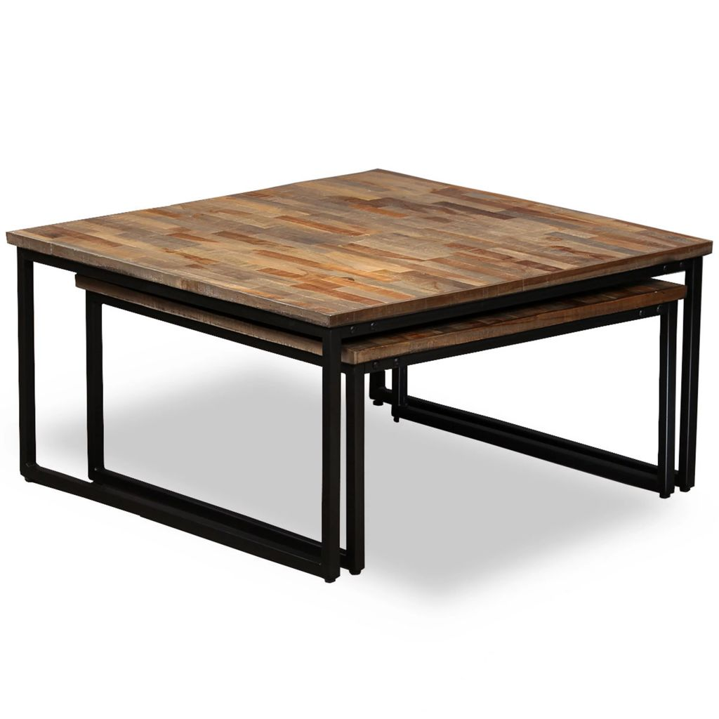 Coffee Table|Nest Of Tables | Dimensions D X W X H
