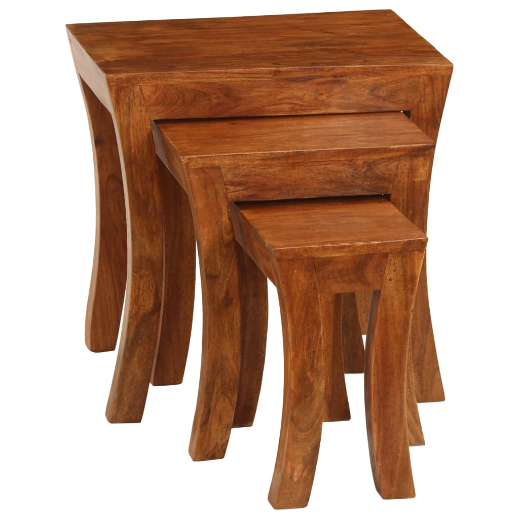 Acacia | Nest Of Tables | 246101