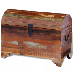 Reclaimed Storage Chest Solid Wood | Furniture Supplies UK