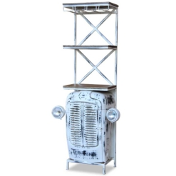 Retro Wow Tractor Bar Cabinet | Furniture Supplies UK