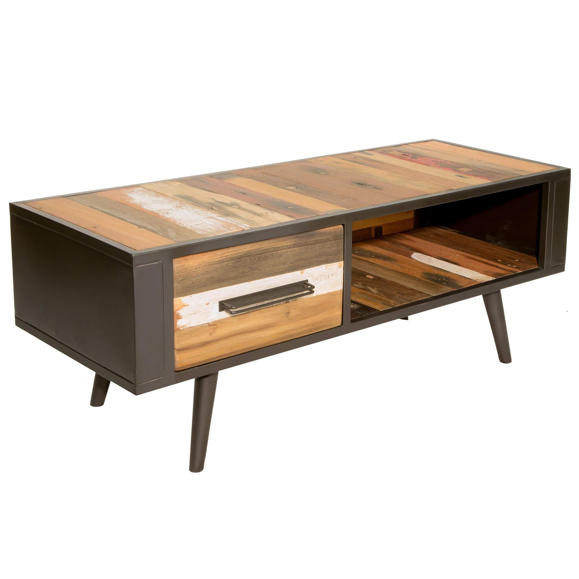 Seaside Nordik TV Dresser/Coffee Table 1 Drawer |  |