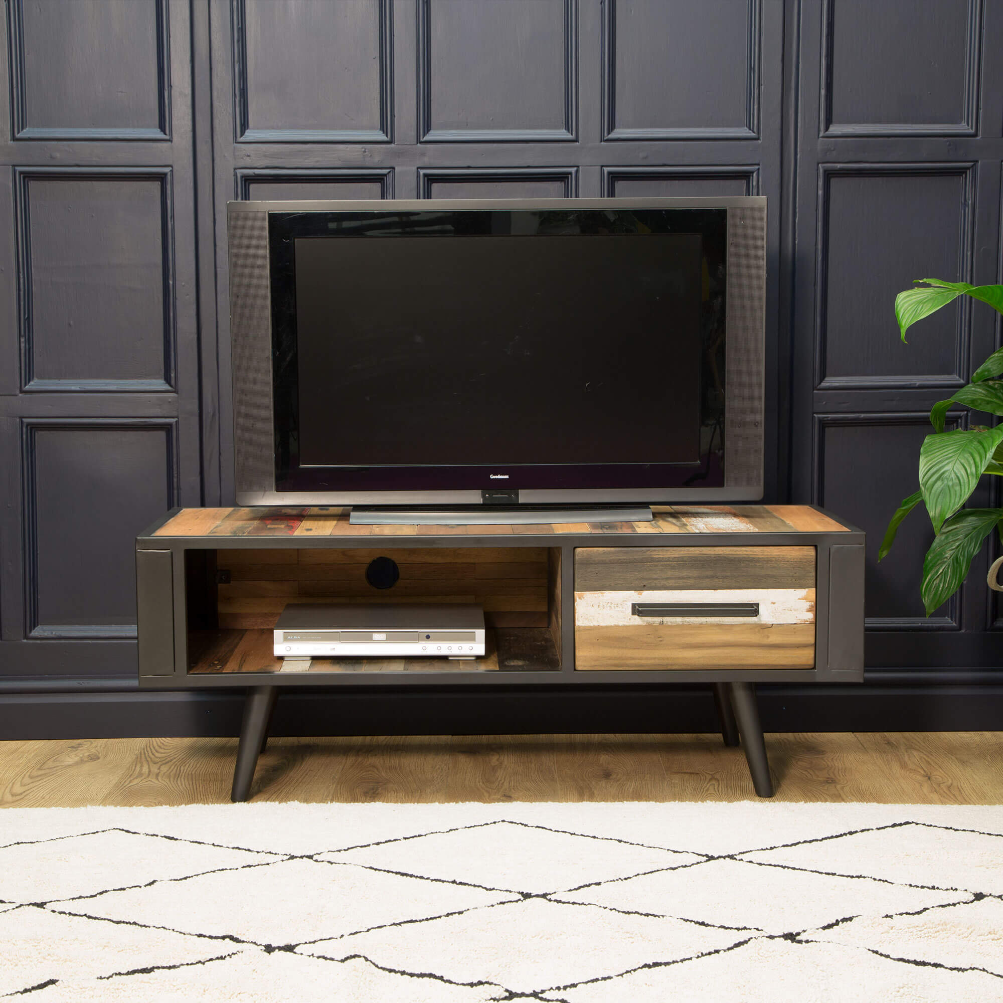 Mango Wood|Reclaimed Wood | Coffee Table|TV Stand | FSUK-BBTIC65