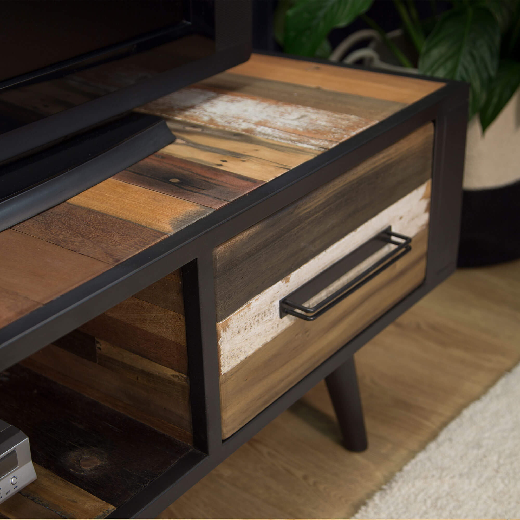 Coffee Table|TV Stand | Dimensions 45D X 120W X 45H