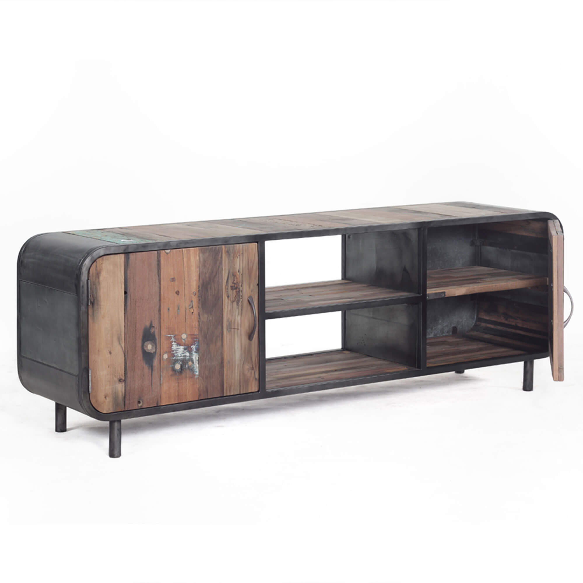 Mango Wood|Reclaimed Wood | TV Stand | FSUK-BBTIC38