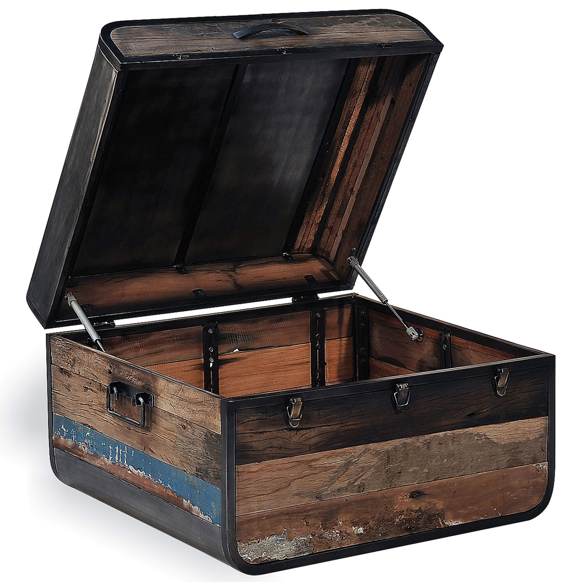 Seaside Retro Trunk / Coffee Table |  |