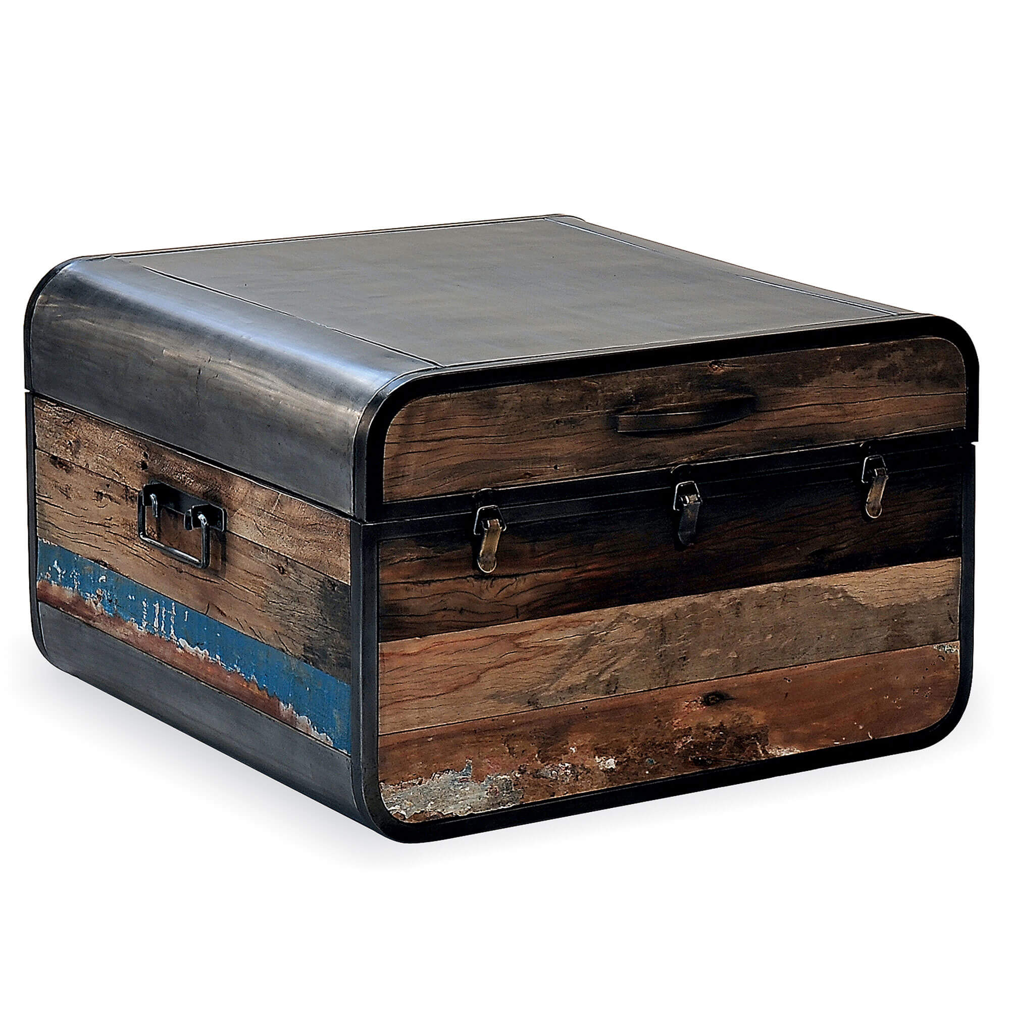 Seaside Retro Trunk / Coffee Table | Furniture Supplies UK