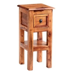 Sheesham Jali Lamp Table | Furniture Supplies UK