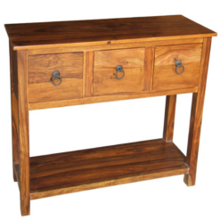 Sheesham Wood Console Tables