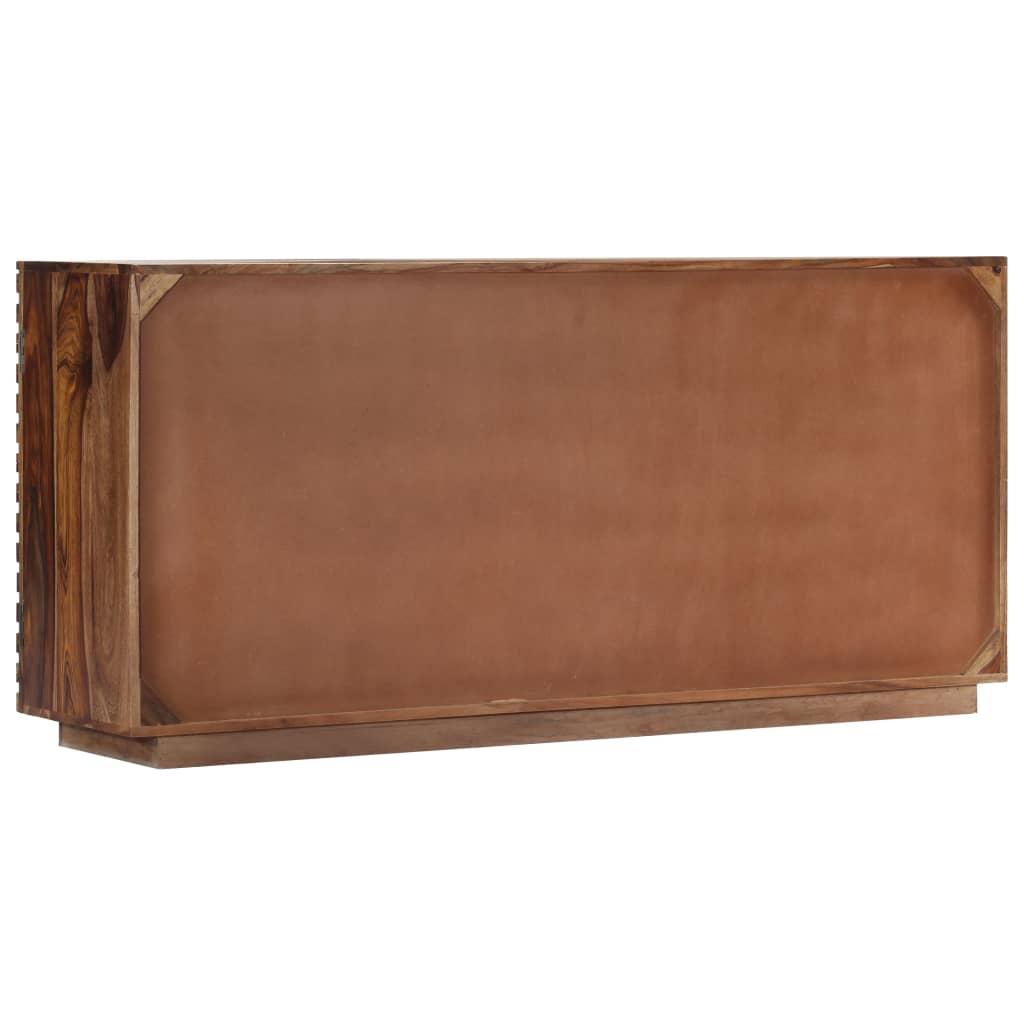 Sideboard 160x40x75 cm Solid Sheesham Wood
