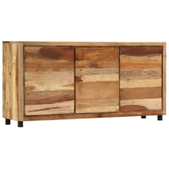 Sideboard Cabinet 160x38x79 cm Solid Reclaimed Wood | Furniture Supplies UK