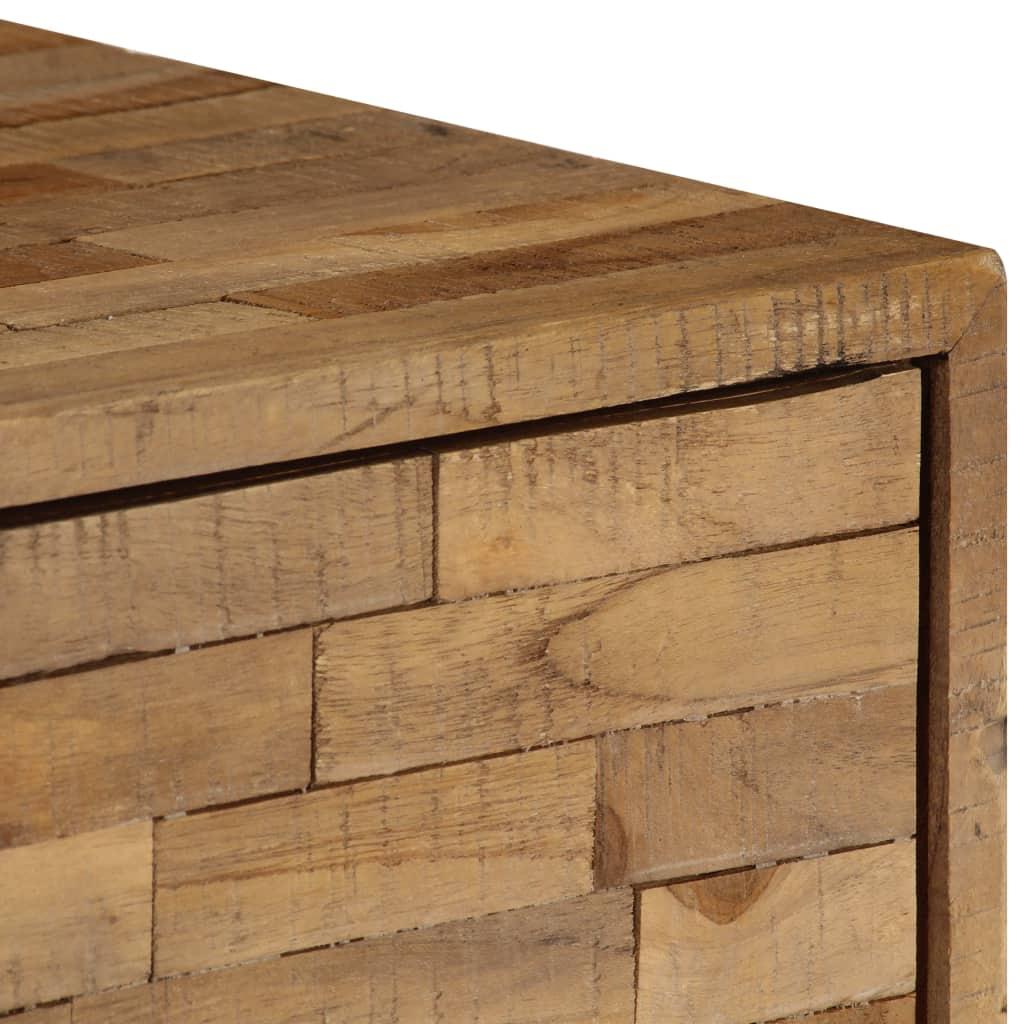 Sideboard Reclaimed Teak Wood 60x30x75 cm
