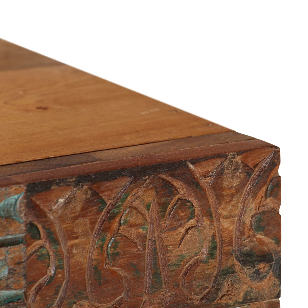 Sideboard Solid Reclaimed Wood 140x40x80 cm