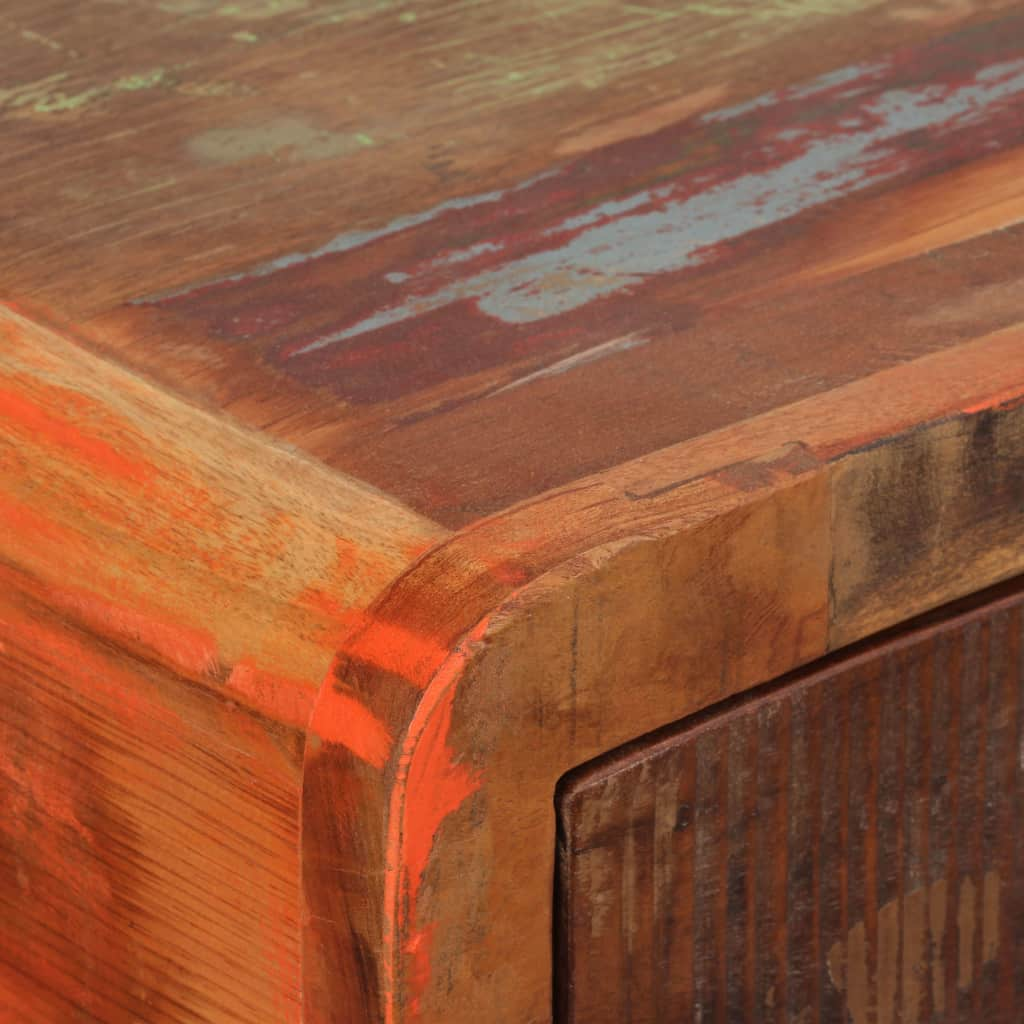 Sideboard Solid Reclaimed Wood 150x35x75 cm |  | Brown