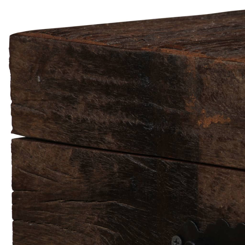 Reclaimed Wood   Trunk Chest   246053