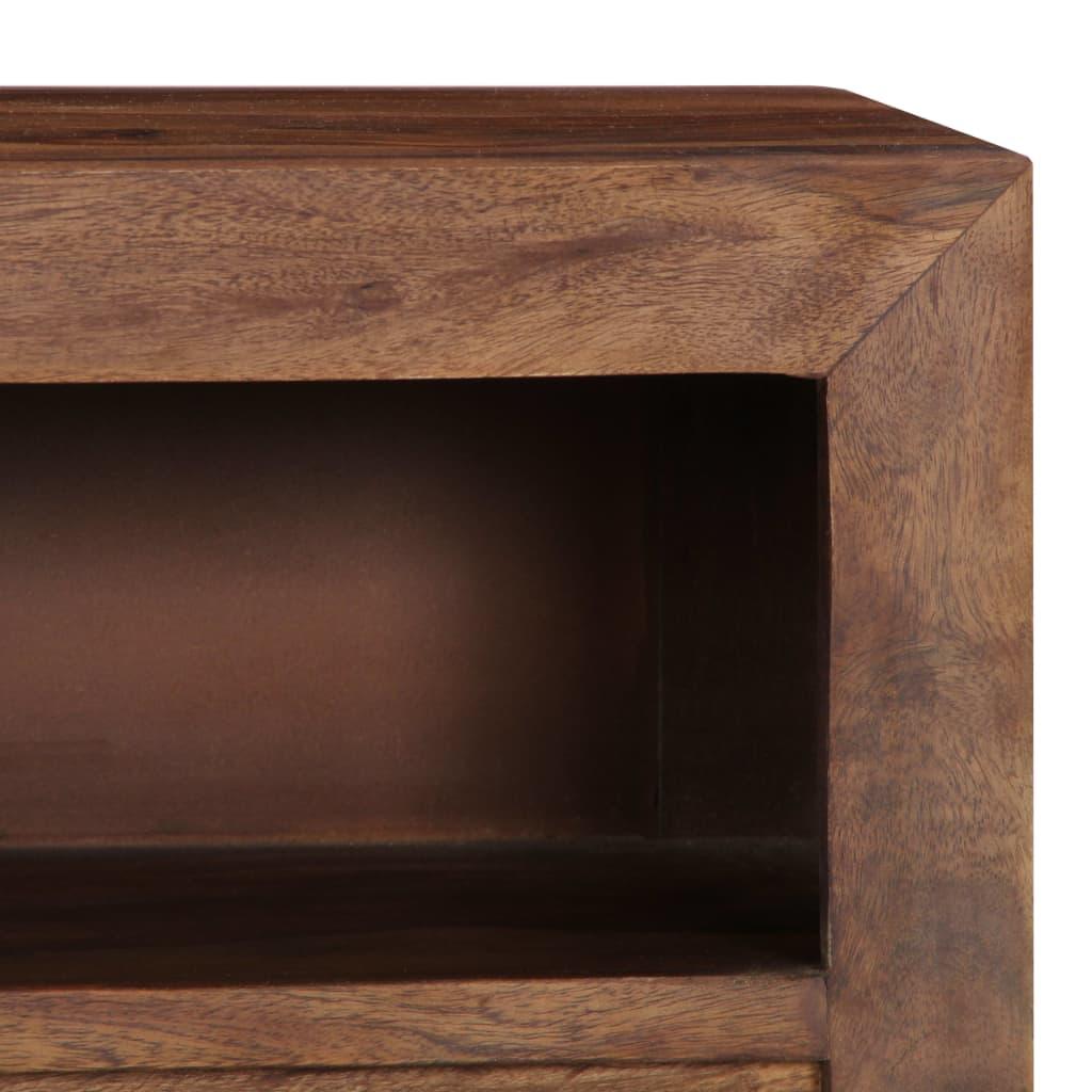 TV Cabinet 120x30x40 cm Solid Sheesham Wood