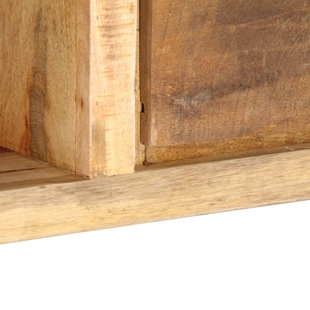 TV Cabinet 150x30x33 cm Solid Reclaimed Wood