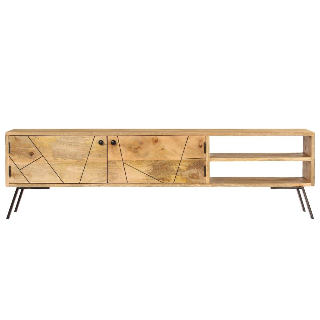 Mango Wood | TV Stand | 246154