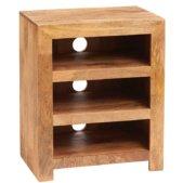 Toko Dakota Light Mango Hi-Fi / Media Unit | Furniture Supplies UK