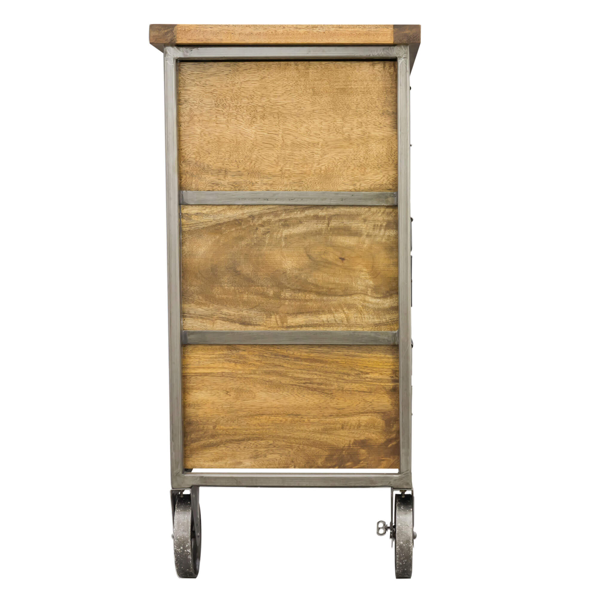 Urban 9drw apothecary chest | Solid Wood |