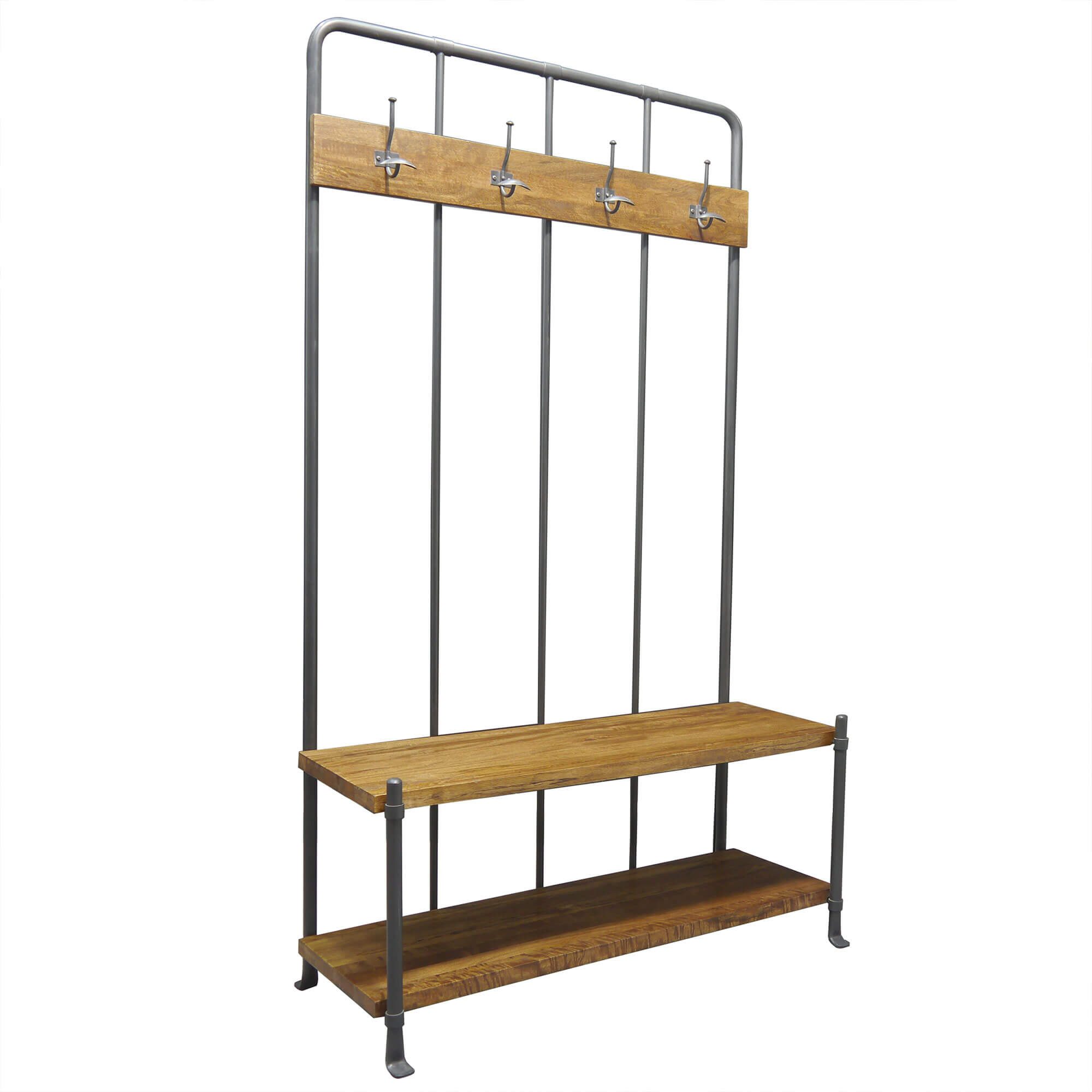 Urban Hall Bench / Coat rack | Furniture Supplies UK