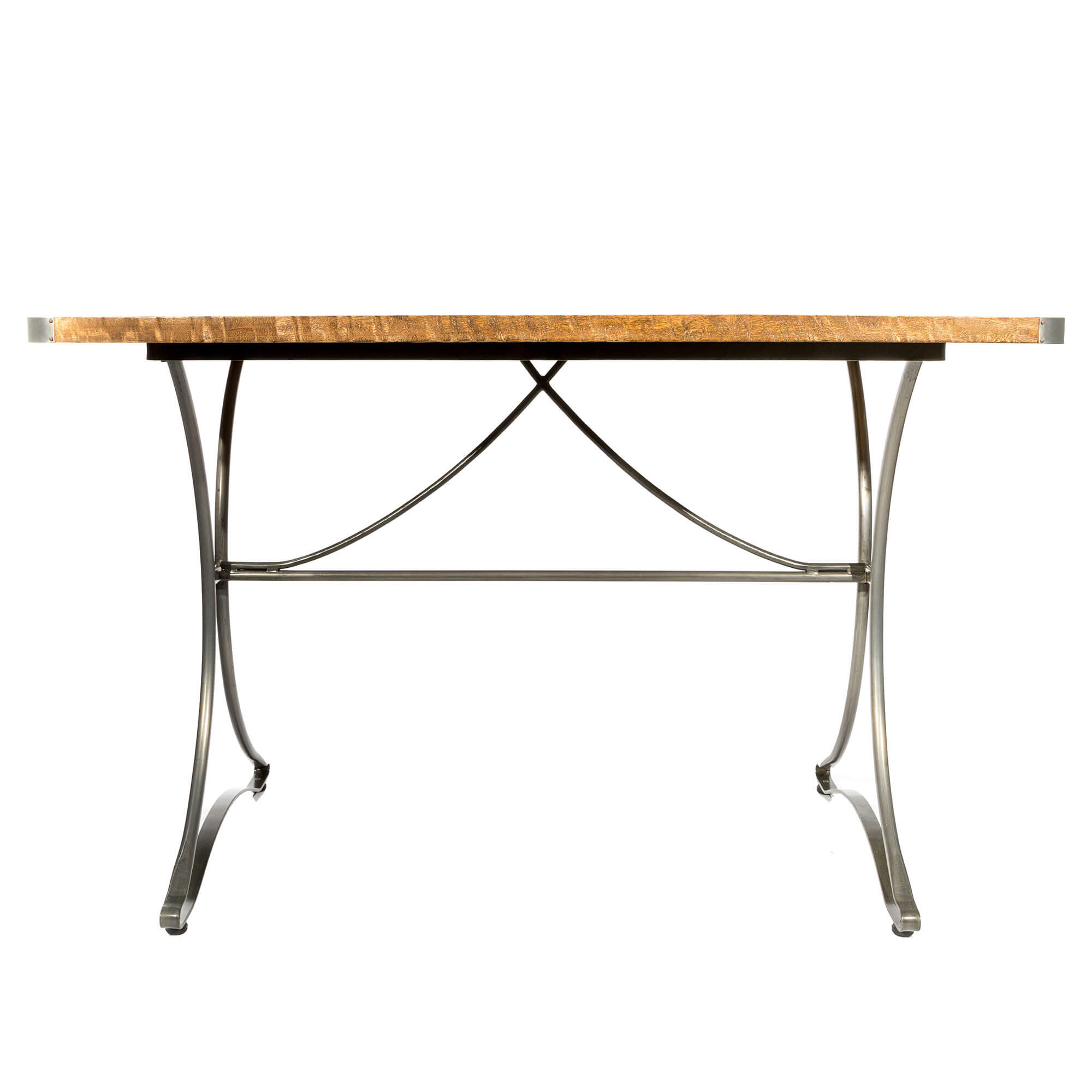 Urban Rectangular Cafe Table70X120 | Solid Wood |