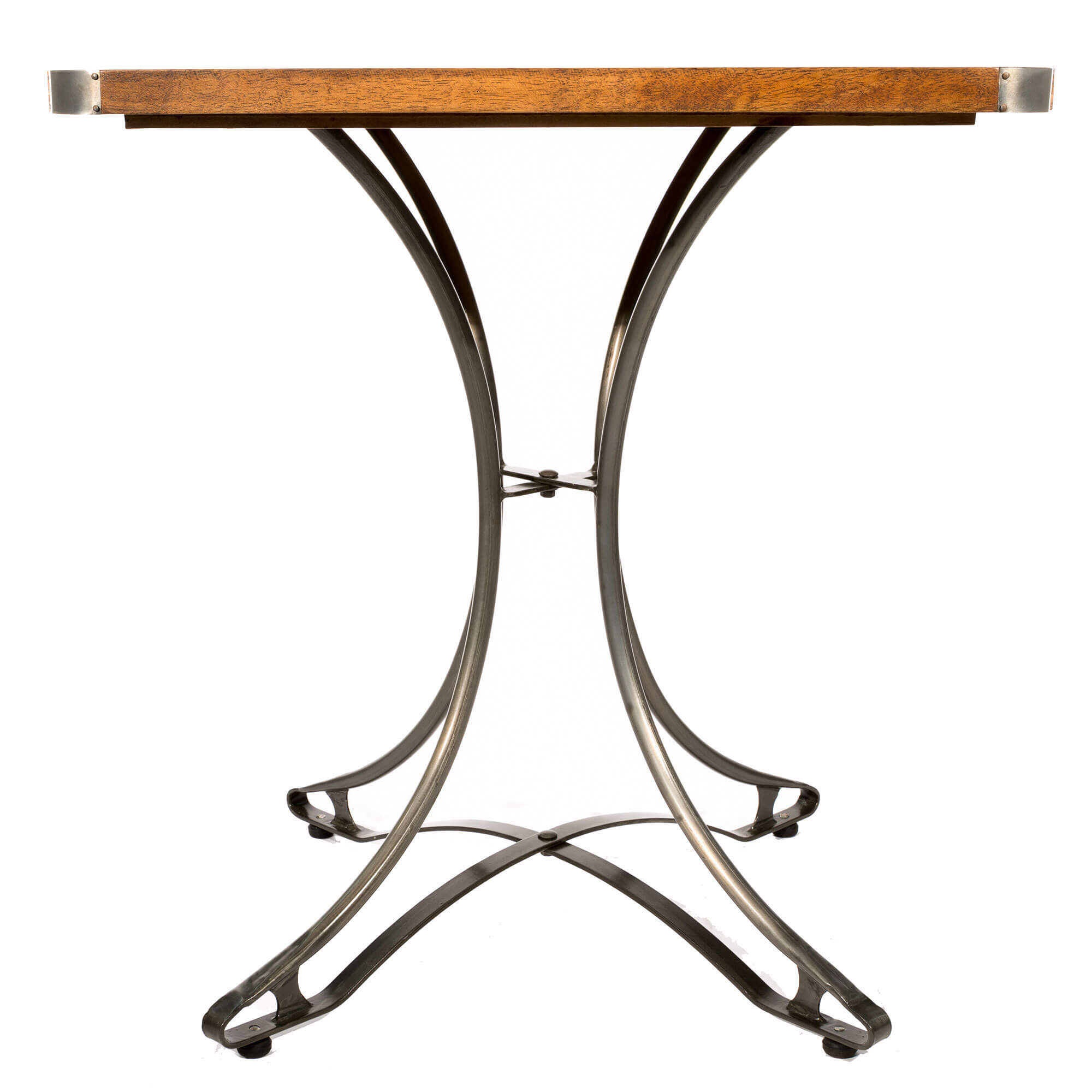 Urban Square Cafe Table 70X70   Solid Wood  