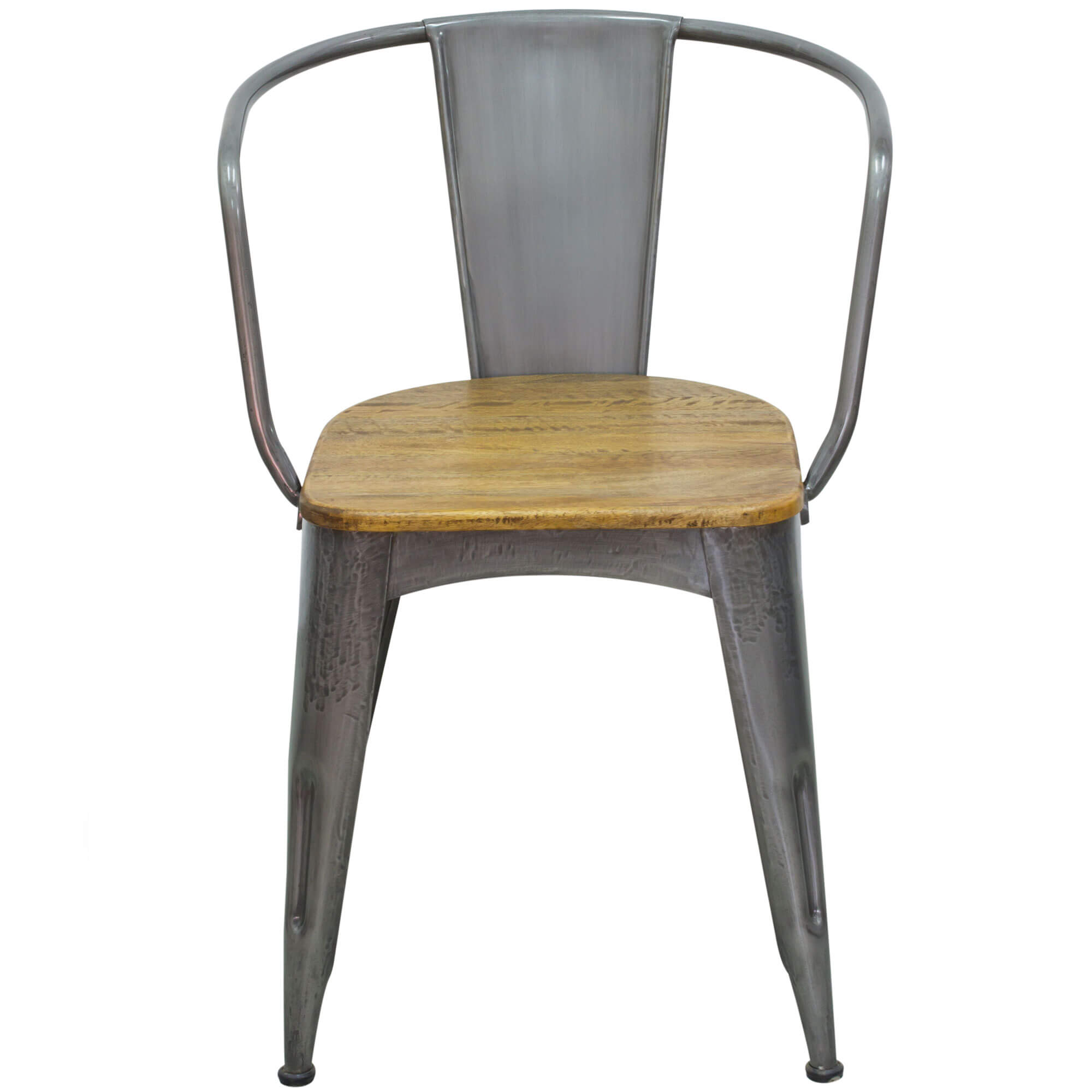 Urban Square Cafe Table x2 Chairs (70x70)