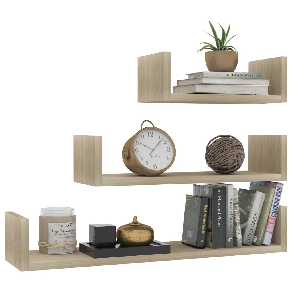 Oak | Shelving | 800201