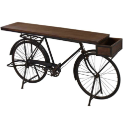 Wow Retro Upcycled Bicycle Table | Furniture Supplies UK