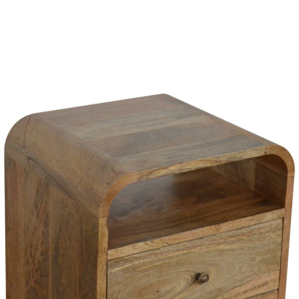 London Bedside with 2 Drawers