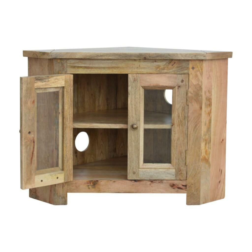 2 Door Corner TV Cabinet