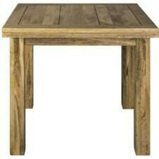 Oblong Butterfly Dining Table