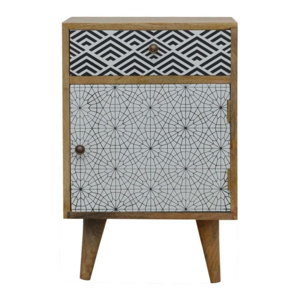 Mixed Pattern Bedside