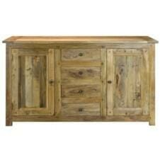 ASB300 - Granary Royale Sideboard with 4 Drawers
