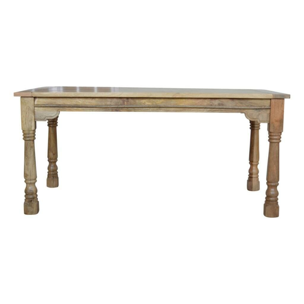 ASB305 - Granary Royale Turned Leg Extension Dining Table