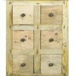 ASB323 - Granary Royale 6 Drawer CD Cabinet