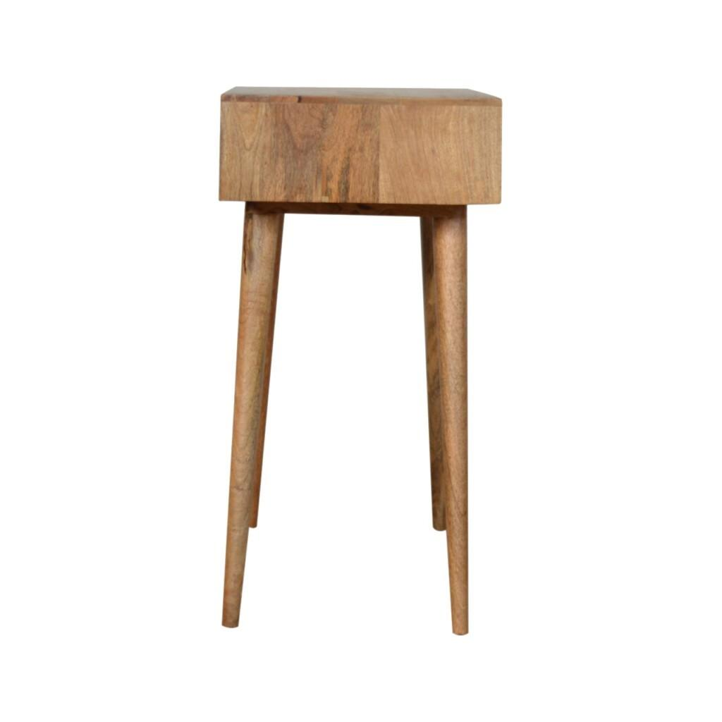 Assorted Console Table Solid Mango Wood